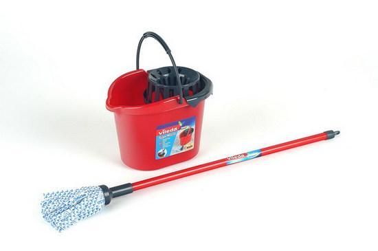 Hrací set Klein Vileda kbelík s mopem