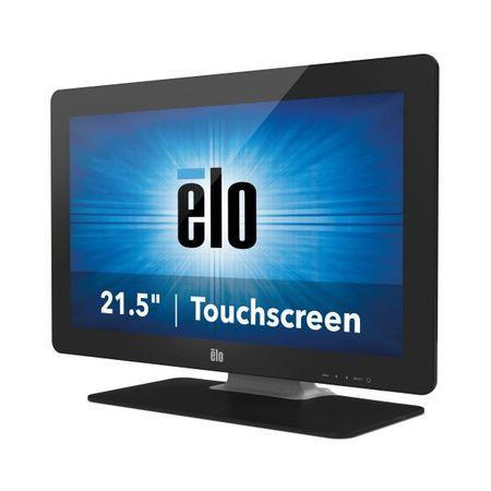 "Dotykový monitor ELO 2201L, 21,5"" dotykové LCD, Intelli Touch +, multitouch, USB, dark gray, DEMO"