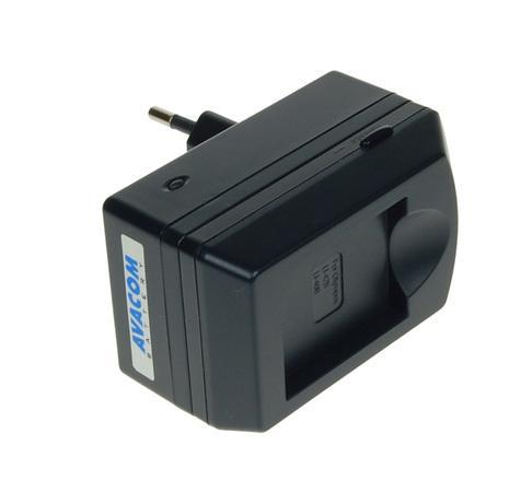 Nabíječka Avacom ACM140 pro Li-ion akumulátor Olympus Li-40B, Nikon EN-EL10, Fujifilm NP-45 - neoriginální
