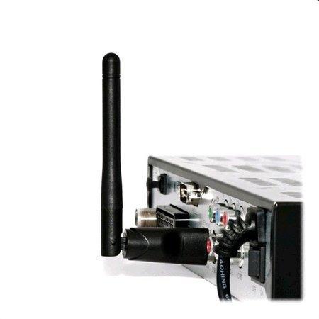 Adaptér Ferguson W03 Wi-Fi Dongle 2,4GHz s anténou pro Ferguson Ariva, Ralink RT5370 802.11n 150 Mbps