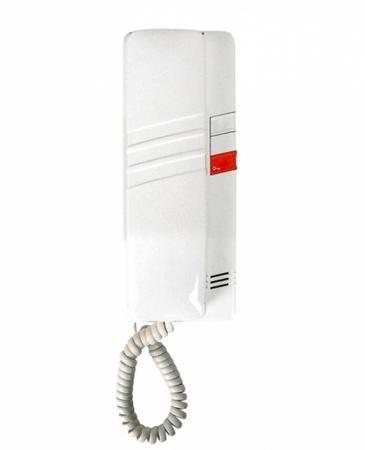 Domácí telefon Tesla DT 93 4+n vyzvánění bzučák bílý, 4FP21051.201