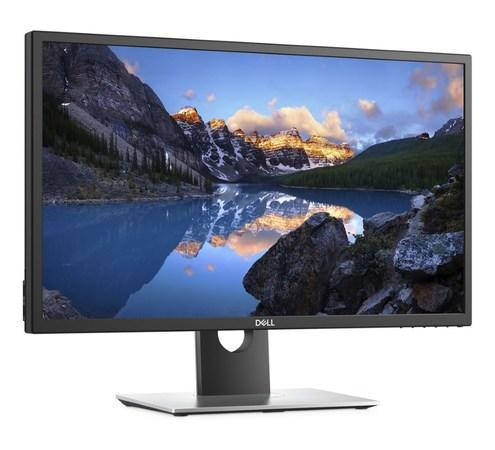 "Dell UltraSharp UP2718Q 27""/ 3840x2160/1000:1/6ms/2xHDMI/DP/mDP/USB 3.0/IPS panel/cerny"