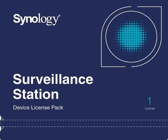 Synology DEVICE LICENSE (X 1) - kamerová licence, DEVICE LICENSE (X 1), DEVICE LICENSE (X 1)