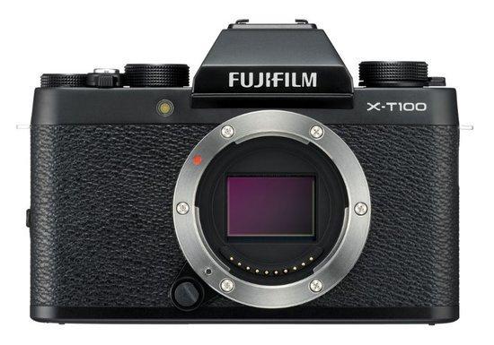 Fujifilm X-T100 - 24,2MP - Black