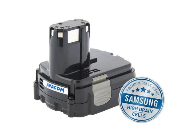 Baterie Avacom pro aku Hitachi BCL 1415 Li-Ion 14,4V 2000mAh, články Samsung - neoriginální