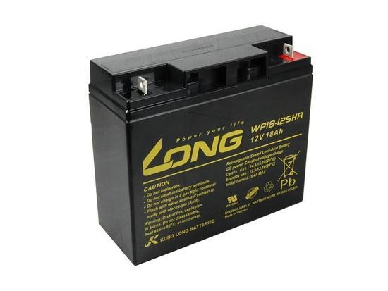 Long 12V/18Ah High Rate F3