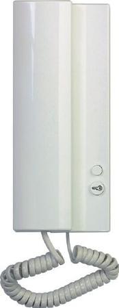 Telefon domovní TESLA ELEGANT elektronický bílý 4FP 211 02.201