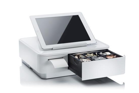 Základna Star Micronics mPOP tiskárna 58mm, zásuvka, světlá, 39650091