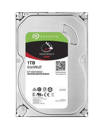 "Seagate IronWolf 1TB HDD / ST1000VN002 / Interní 3,5"" / 5900 rpm / SATA 6Gb/s / 64 MB, ST1000VN002"