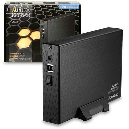 Externí box AXAGO EE35-XA3