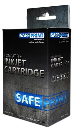 Inkoust Safeprint LC-127BK XL kompatibilní pro Brother | Black | 30ml