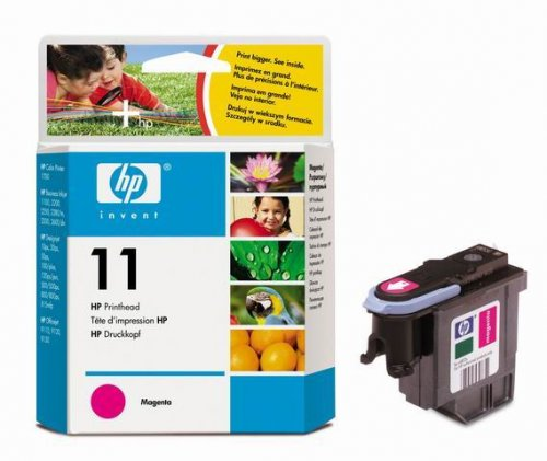 HP no. 11 - purpurová tisková hlava, C4812A, C4812A