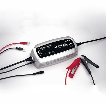Nabíječka CTEK MXS 10.0 pro autobaterie (12V,10A, 14-200Ah/300 Ah)