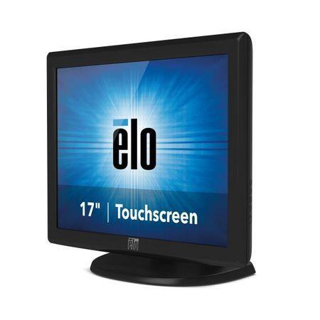 """Dotykový monitor ELO 1715L, 17"""" LED LCD, IntelliTouch (SingleTouch), USB/RS232, matný, tmavě šedý - poškozený obal, E719160"""