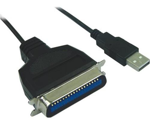 Redukce (kabel) USB na paralelní port LPT (CEN36M)