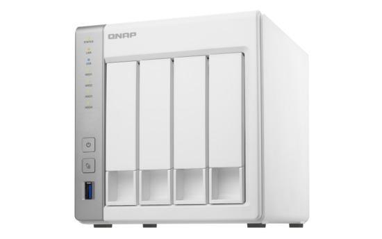 QNAP TS-431P2-4G (1,7GHz/4GB RAM/4xSATA), UQ101
