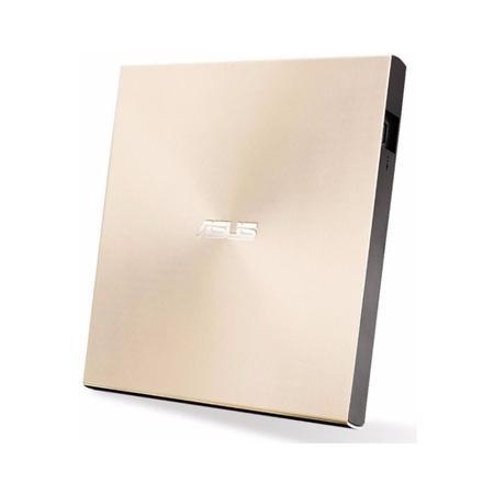 ASUS ZenDrive External Slim SDRW-08U9M-U/BLK/G/AS/P2G , Retail, zlatá