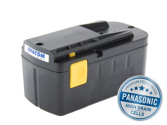 Baterie Avacom pro aku FESTOOL BPS 12 S Ni-MH 12V 3000mAh, články Panasonic - neoriginální