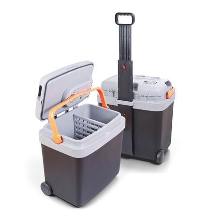 G21 autochladnička C&W/ objem 33 litrů/ připojení 12V nebo 230V