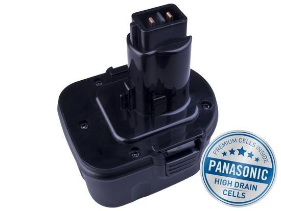 Baterie Avacom pro aku Dewalt DE9072 Ni-MH 12V 3000mAh - neoriginální
