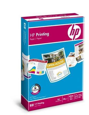 """Xerografický papír """"Printing"""", A4, 80 g, HP, bal. 500 ks, CHP480/120"""