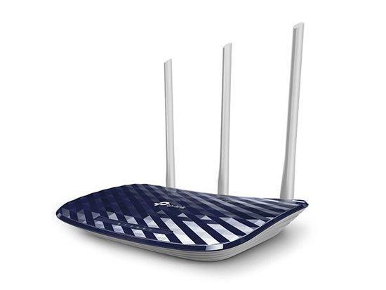 TP-LINK Archer C20 router AC750 Dualband, Archer C20