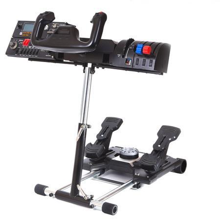 Wheel Stand Pro DELUXE V2, stojan na joystick a pedály Saitek Pro Rudder, Pro Flight Yoke System - SAITEK