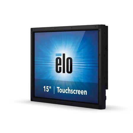 """Dotykový monitor ELO 1590L, 15"""" kioskové LED LCD, IntelliTouch (SingleTouch), USB/RS232, matný, černý, bez zdroje, E326738"""