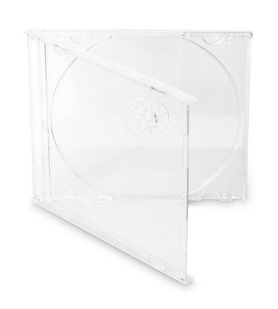 NN box:1 CD 10mm jewel box + tray čirý - karton 200ks - 27010 27010, NN106