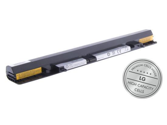Náhradní baterie AVACOM Lenovo IdeaPad S500, Flex 14 Li-Ion 14,4V 3350mAh 48Wh, NOLE-S500-L34