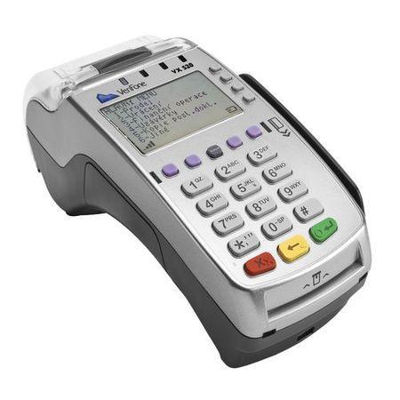 Registrační pokladna FiskalPRO VX 520 GSM, baterie