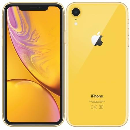 Apple iPhone XR 256GB žlutý