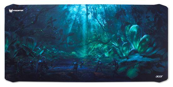 ACER PREDATOR MOUSE PAD, XXL SIZE, WITH FOREST BATTLE, RETAIL PACK, NP.MSP11.00B