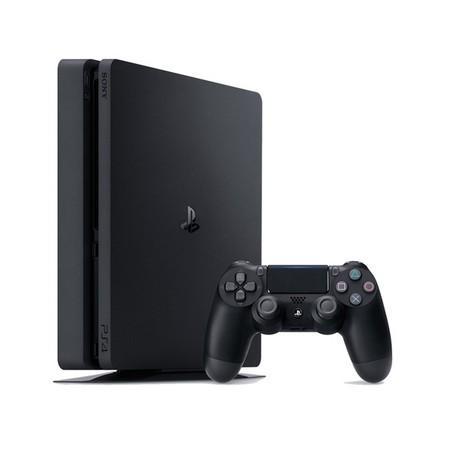 Herní konzole Sony PlayStation 4 SLIM 500GB - černá