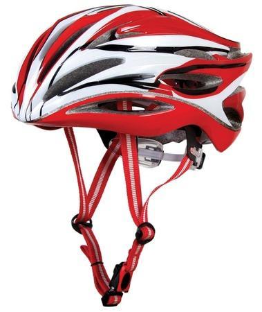 Cyklo helma SULOV AERO, vel. L, červená