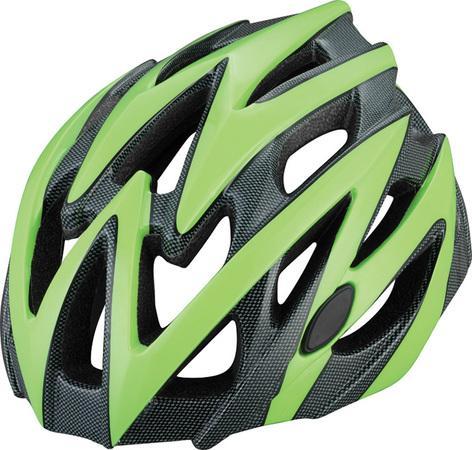 Cyklo helma SULOV ULTRA, vel. M, zelená