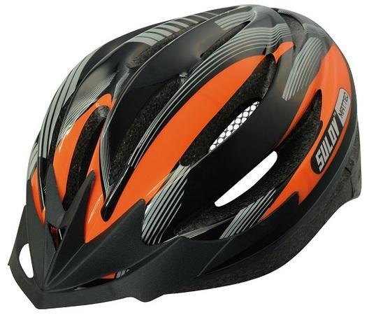 Cyklo přilba SULOV MATTEO, oranžová, L 58-61cm