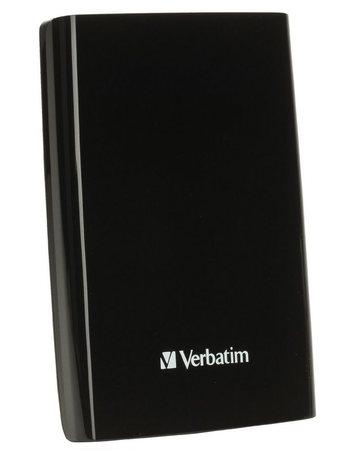 Verbatim Store `n` Go externí HDD USB 3.0 Portable 2.5`` 500GB, černý, 53029
