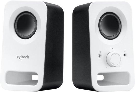 LOGITECH, PC Speakers Z150 Snow White, 980-000815