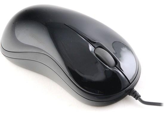 GIGABYTE myš GM-M5050/ drátová/ 800 dpi/ USB/ černá, GM-M5050-BLACK