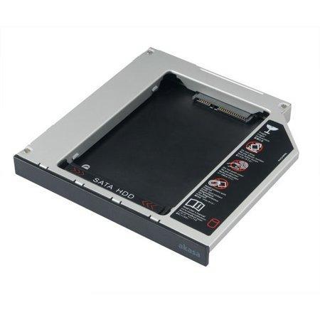 Externí box Akasa AK-OA2SDE, AK-OA2SDE-BKV2