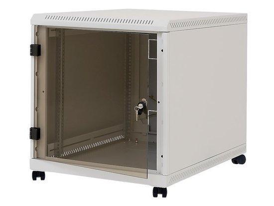 """Triton 19"""" kontejnerový rozvaděč 12U, 900hl, barva šedá, RCA-12-A69-CAX-A1"""