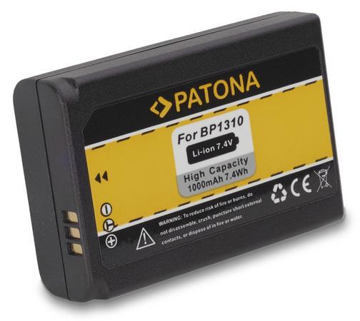 PATONA baterie pro foto Samsung BP-1310 1000mAh