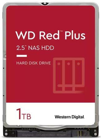 "WD HDD RED 1TB / WD10JFCX / SATA 6Gb/s / Interní 2,5""/ IntelliPower/ 16MB, WD10JFCX"