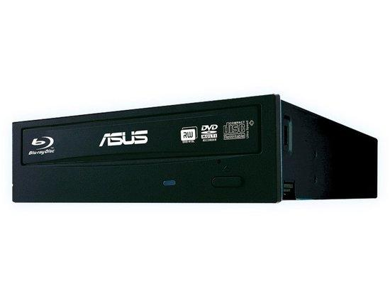 ASUS BLU-RAY BW-16D1HT/BLK/G/ černá/ SATA/ bulk, 90DD01E0-B30000