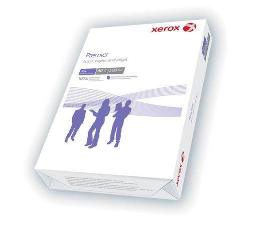 Xerox papír Premier A4/ bílý/ 80gsm/ 1x 500listů, 003R98760