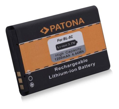 Baterie PATON PT3036 1200mAh - neoriginální