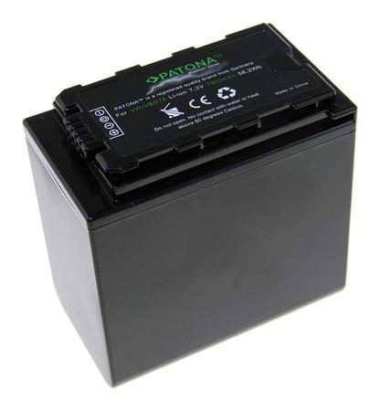 PATONA baterie pro foto Panasonic VW-VBD78 7800mAh Li-Ion