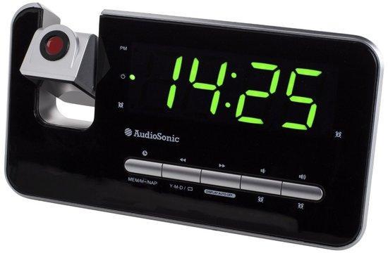 TOPCOM AudioSonic CL-1492 rádiobudík s projekcí