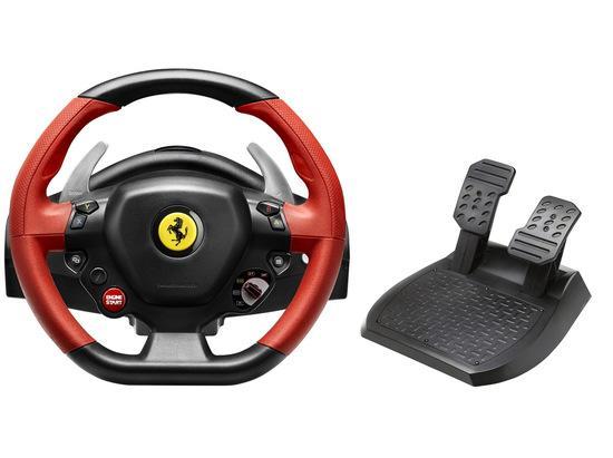 Thrustmaster Sada volantu a pedálů Ferrari 458 SPIDER pro Xbox One, One X, One S